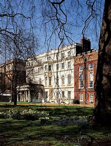 Clarence House, former home of HRH The Queen Mother now ...