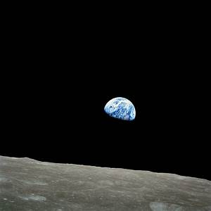 Apollo 8 Earthrise - Pics about space