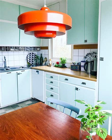 Retro Kuche by 40 Combine Retro Kitchen Designs In A Modern Cozy Kitchen