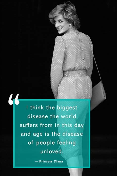 It's been 20 years since her passing, but people still hold diana, princess of wales, her family and the indelible legacy she left behind close to heart. 12 Princess Diana Quotes that Prove She Will Always be the ...