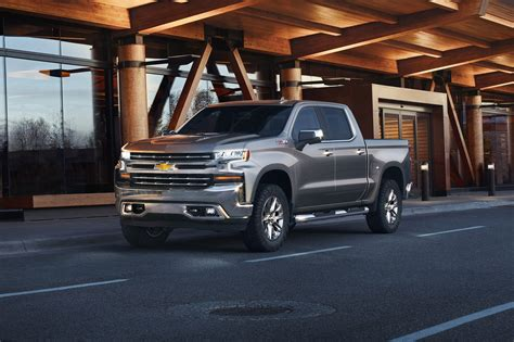 Chevy Silverado Trims by 2019 Chevy Silverado Trim Levels All The Details You Need