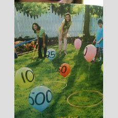 25 Awesome Outdoor Party Games For Kids Of All Ages  Reunions, Outdoor Parties And Backyards