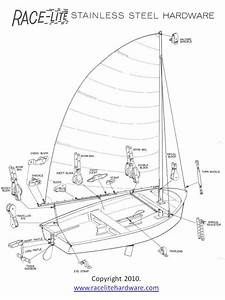 Rigging Diagrams For Sailing