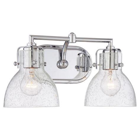 minka lavery 5722 77 chrome 2 light 15 5 quot width bathroom