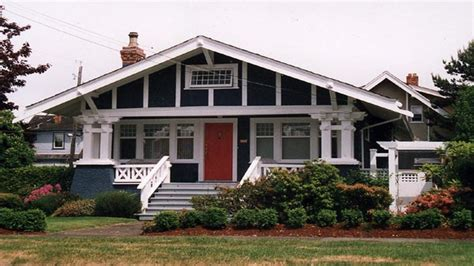 California Bungalow Style House Plans House Styles Names
