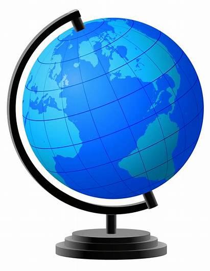 Globe Transparent Clipart Clip Earth Education Globes
