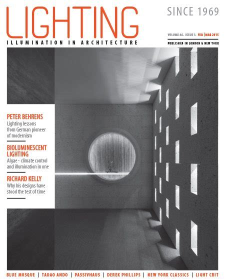 lighting and decor magazine revo media buys lighting magazine and ldas