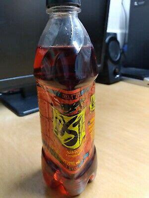 Rare JOSTA full unopened 20 oz. bottle from PEPSI 1996   eBay