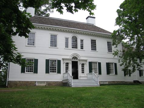 Morristown New Jersey Historic Walking Tour