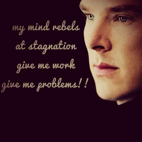 Sherlock Quotes Sherlock Benedict Cumberbatch Quotes Quotesgram