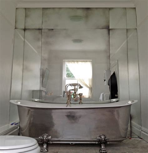 Antique Bathroom Mirror by Bathrooms Mirrorworks Antique Mirror Glass From