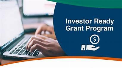 Investor Ready Program Round Grant