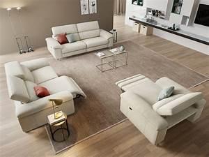 Couch 3 Sitzer Leder : funktionscouch stoff sofa couch polstergarnitur 2 sitzer relax sessel 2er leder ebay ~ Bigdaddyawards.com Haus und Dekorationen