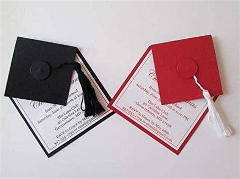 amazoncom graduation invitations high school college party invite announcement class