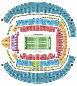 Centurylink Seating Chart U2 Centurylink Field Tickets And Centurylink Field Seating