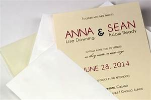 lci39s thickest wedding envelopes With lci paper wedding invitations