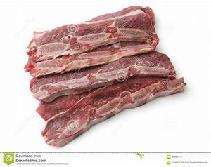 Sliced Veal Chop. Raw Beef Stock Photo - Image: 56680172