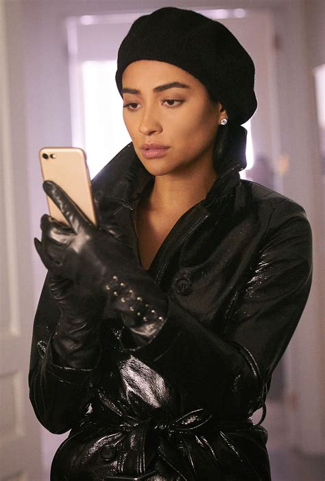 shay mitchell    playing   girl collider