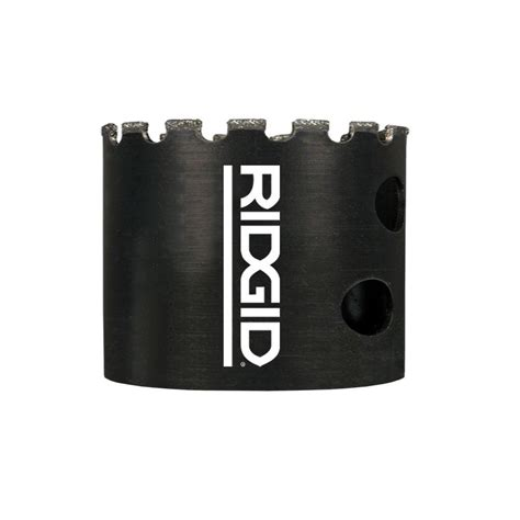 ridgid 2 in diamond hole saw cup rd 71111 the home depot