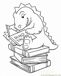 Reading Coloring Sheets, Do When They Hibernate Sleeping ...