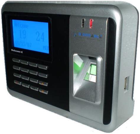 fingerprint recognition technology service