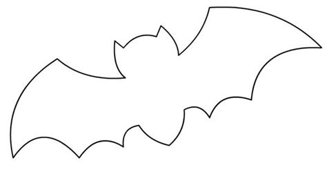 bat template halloween pinterest bat template bats
