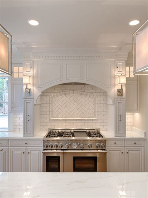 ekena millwork arched kitchen transitional kitchen andrew roby