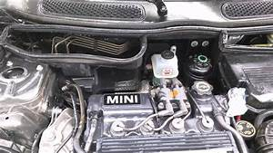 How To Clean Muddy Engine Bay In 2006 Mini Cooper With