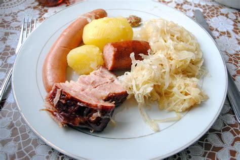 un riesling bollenberg avec une choucroute alsacienne