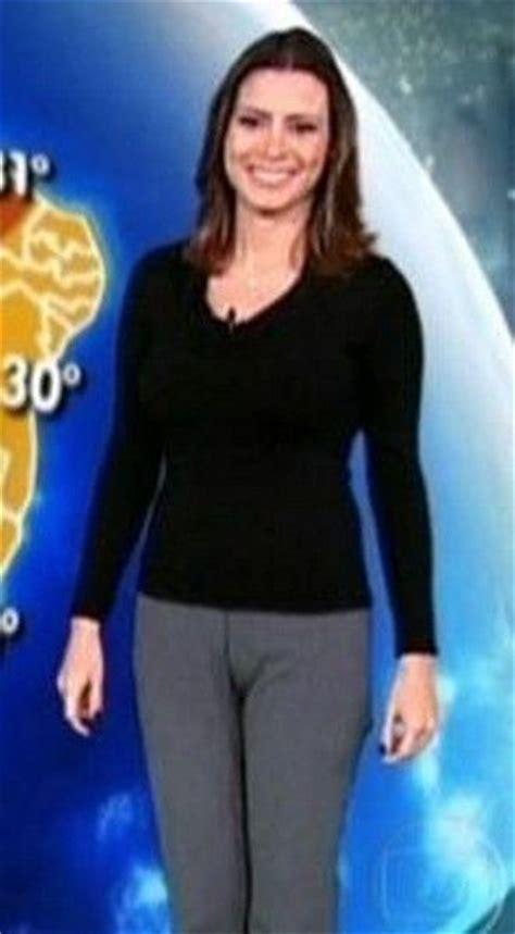 Michelle Loreto TV Globo Weather Girl Pinterest