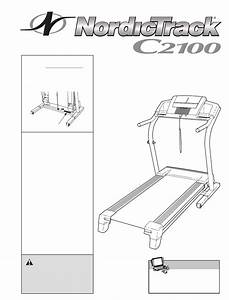 Nordictrack Treadmill Ntl1075 1 User Guide