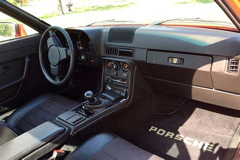 Porsche 944 951 stripped and painted interior details. 1987 PORSCHE 924 - 195088