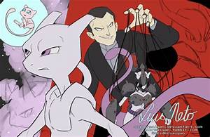 mewtwo in armor... Pokemon Giovanni Quotes