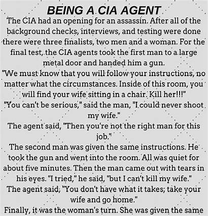 Funny Short Story Stories Jokes Cia Want