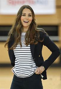 "Duchess Kate: ""Tori"" Breton top by Ralph Lauren | Duchesse ...  Kate"