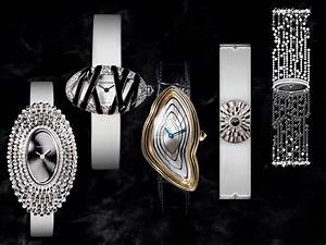 New Cartier Crash & Four New Baignoire Ladies' Watches For ...