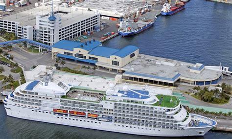 Fort Lauderdale (Port Everglades Florida) Cruise Port Schedule | CruiseMapper