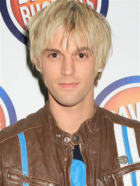 aaron carter   pictures tv guide