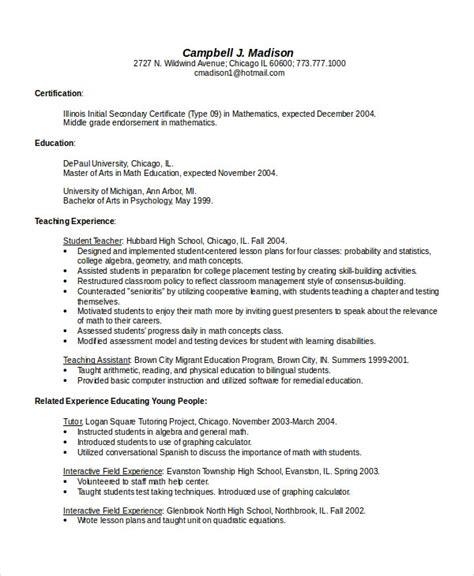 bilingual resume templates    premium