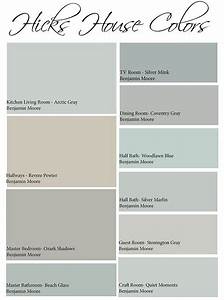 Colour palette for home interior trend rbserviscom for Color palettes for home interior