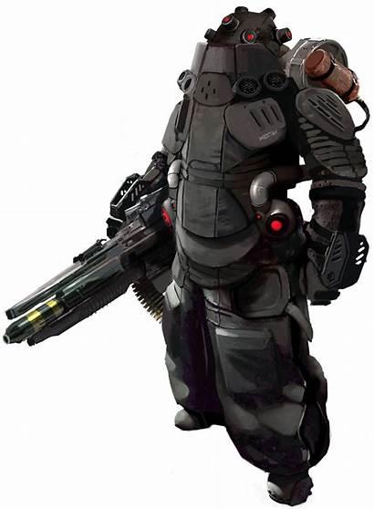 Killzone Heavy Helghast Wikia