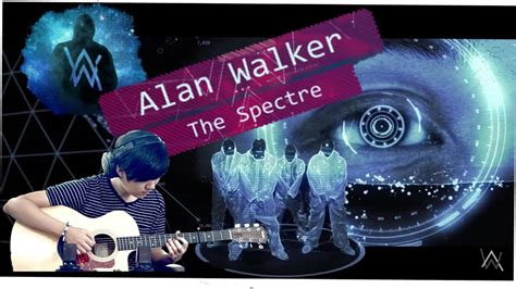 The Spectre (cover Fingerstyle Guitar By