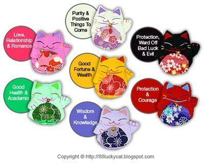 meaning of the color japanese maneki neko meanings search pagan