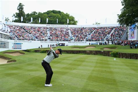 Bmw Pga Championship Star Lineup, Revamped Golf Course