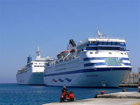 cruise ship sinking santorini court convicts nine officers in 2007 sea