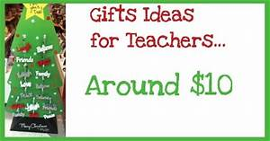 Teacher Gifts – Under $10 1 – Be A Fun Mum