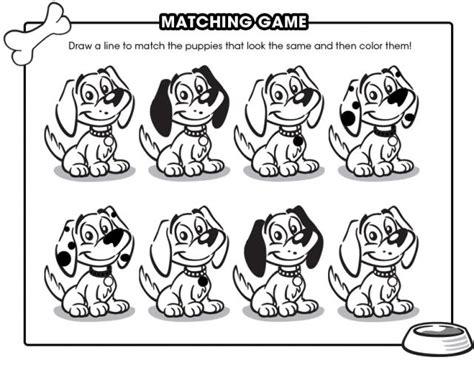 Printable Games & Activities