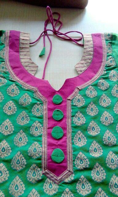 images  salwar kameez neck designs  pinterest