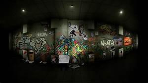 Graffiti wall - HD Wallpapers