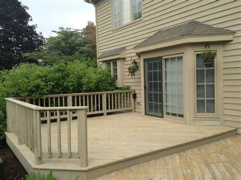Patio Deck Installation